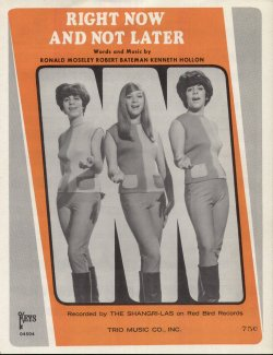 The Shangri-Las!